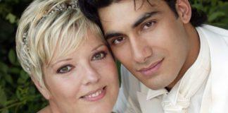 Laurence Boccolini, 15 photos de son mariage avec l'ex Mister Tahiti