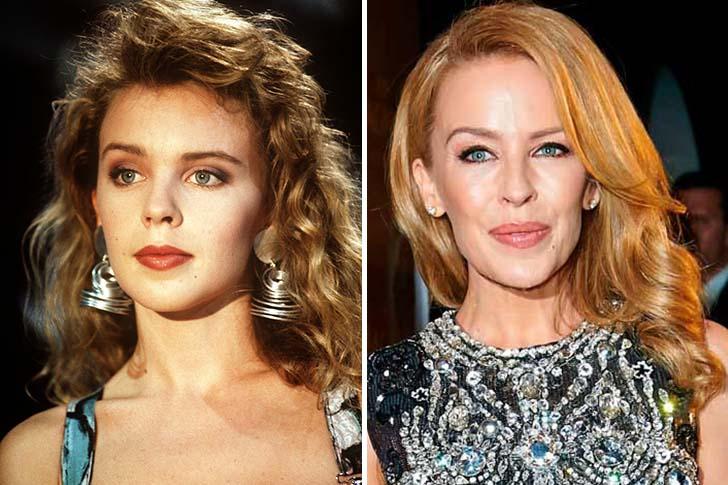 Vieillir réussit parfaitement à Kylie Minogue