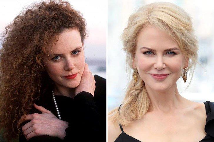 Nicole Kidman ne semble jamais vieillir