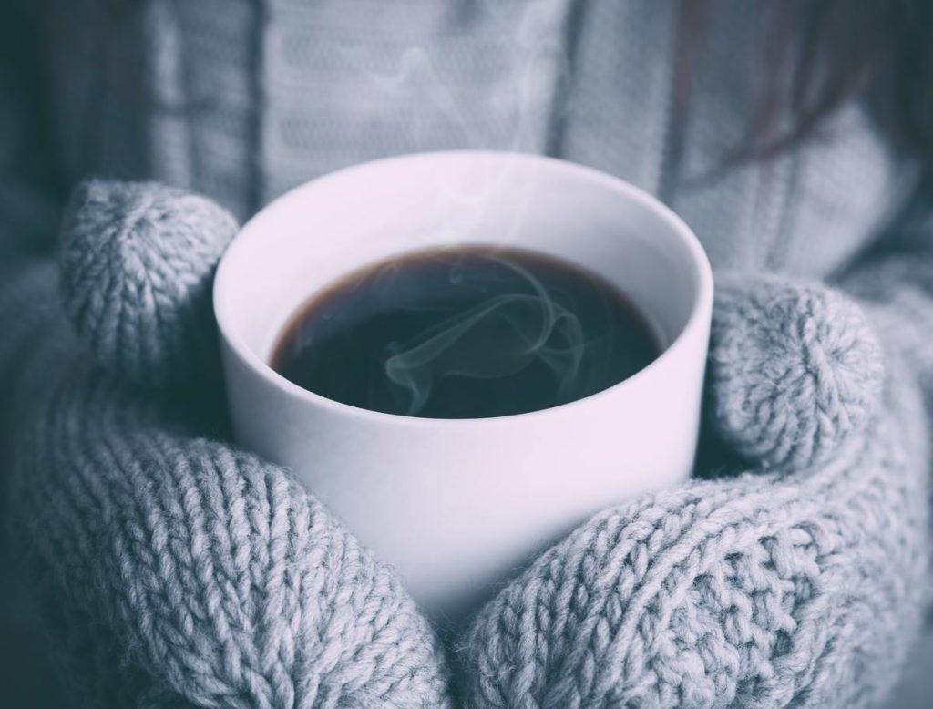 Evitez les boissons trop chaudes !